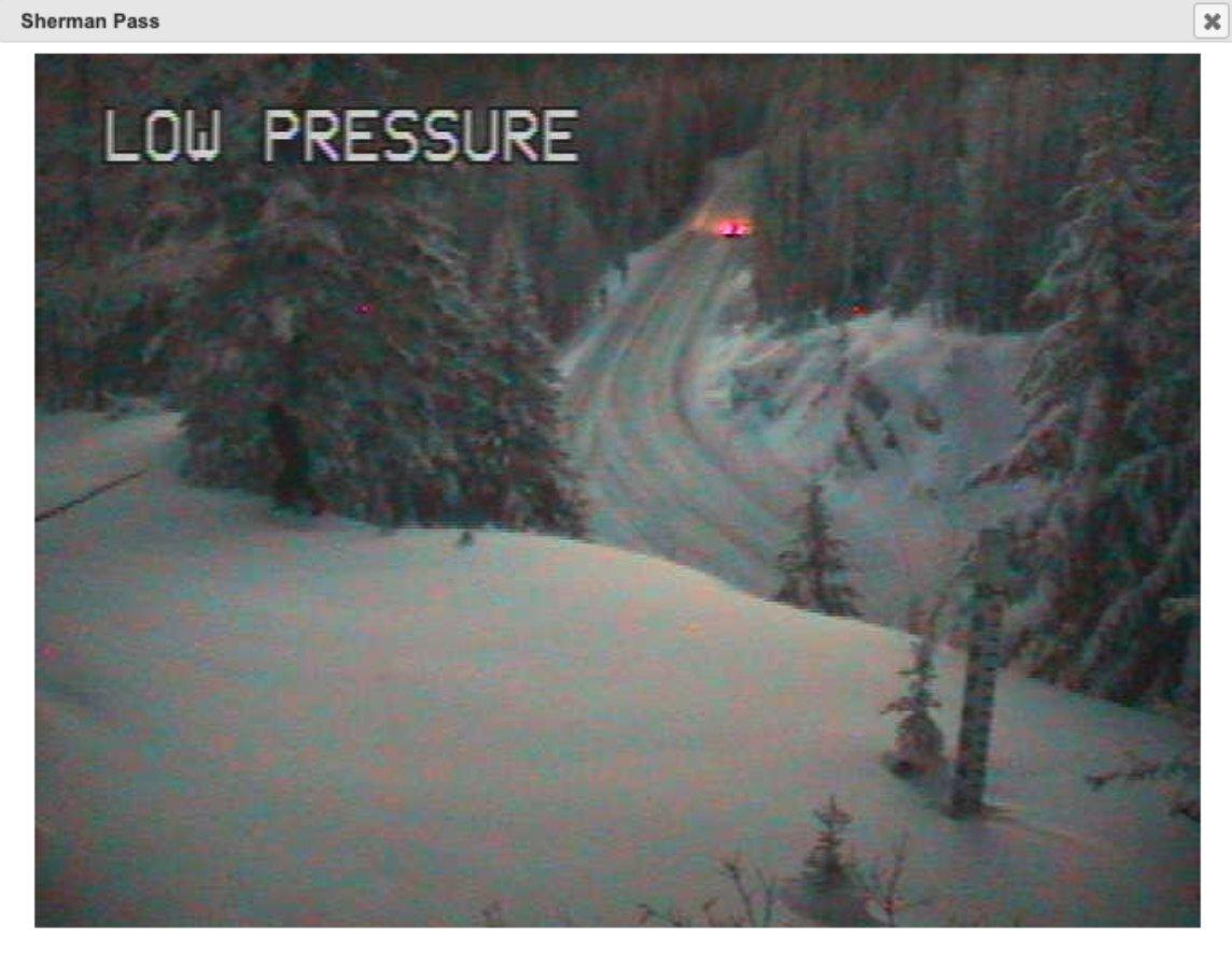 Photos: Bigfoot sighting? Traffic cameras in Washington State capture sasquatch-likefigure