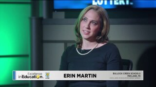 Excellence in Education: ErinMartin