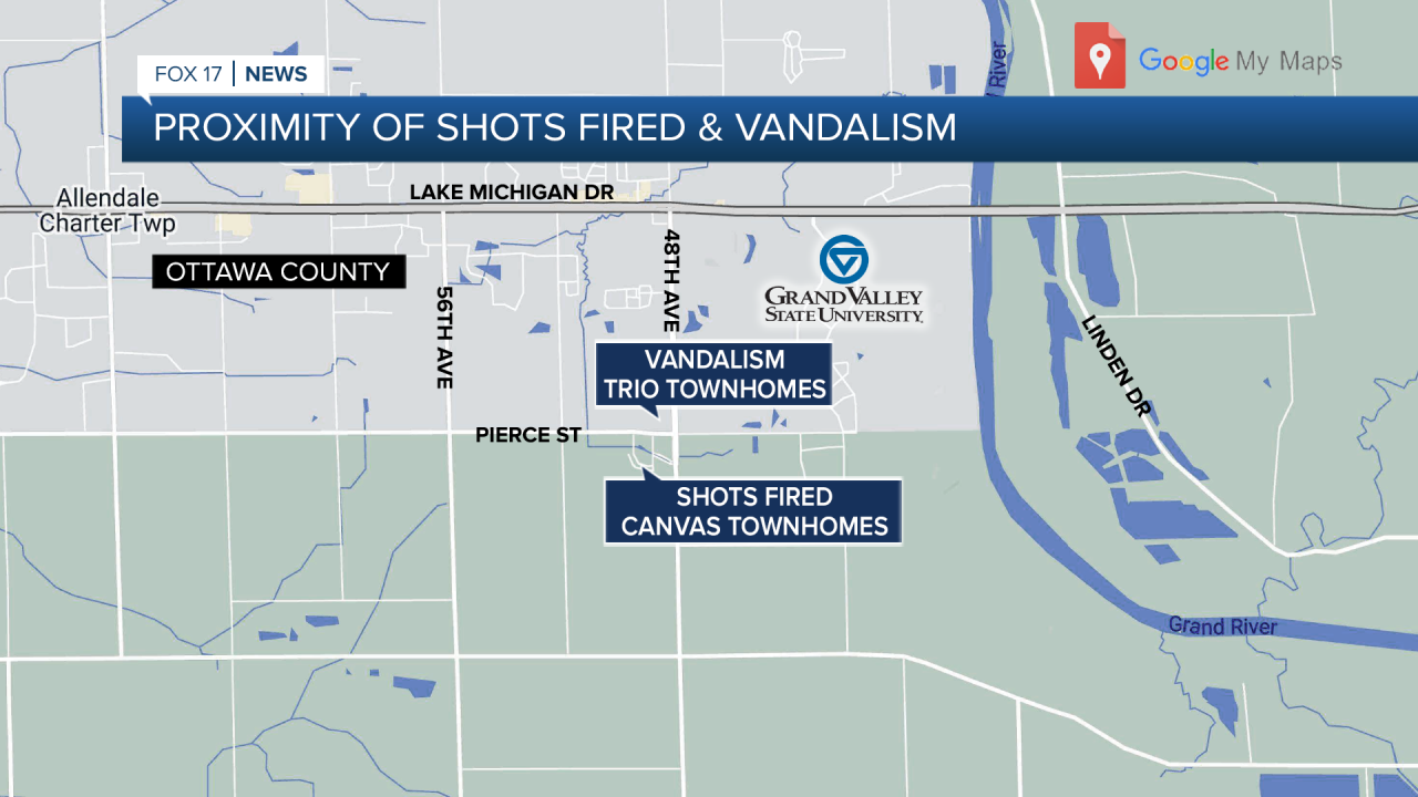 Shots Fired and Vandalism MAP revised allendale
