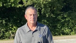 Sgt. Brad Lemon FOP Lodge 99 President