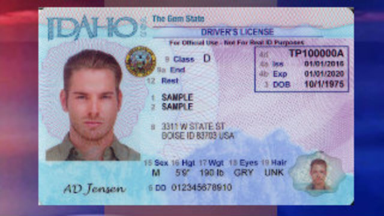 License Dmv Install Driver's County Closing Card To Offices Software New id