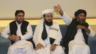 Qatar United States Afghanistan Peace Deal