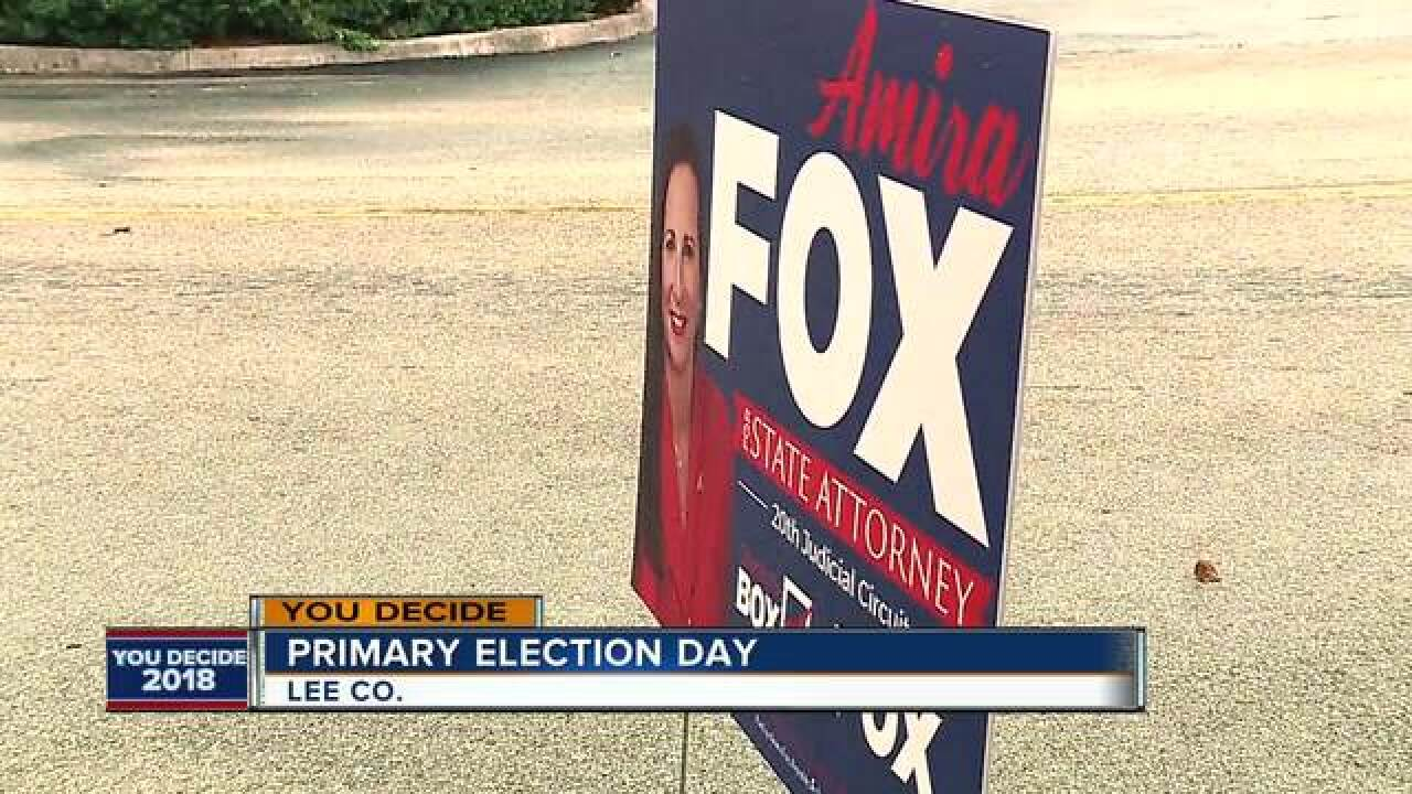 Amira Fox takes victory in State Attorney race