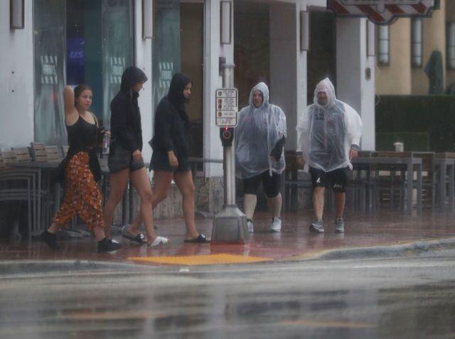 Photos: Deadly Gordon brings drenching rains to Gulf Coast