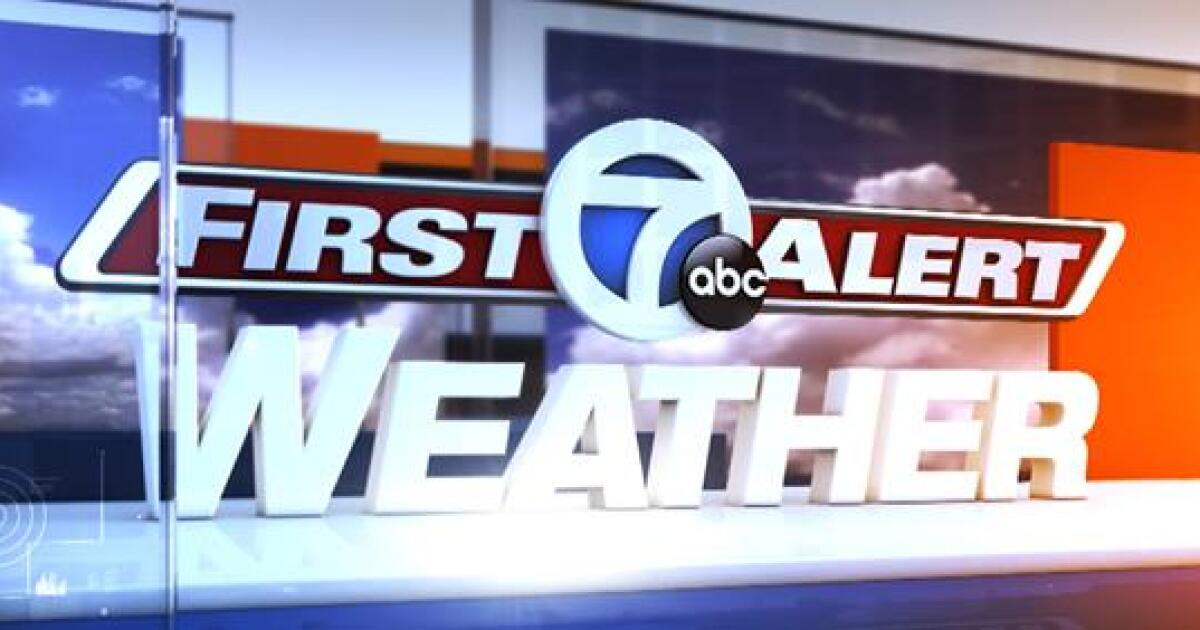 Buffalo New York Weather Wkbw Wkbw Com