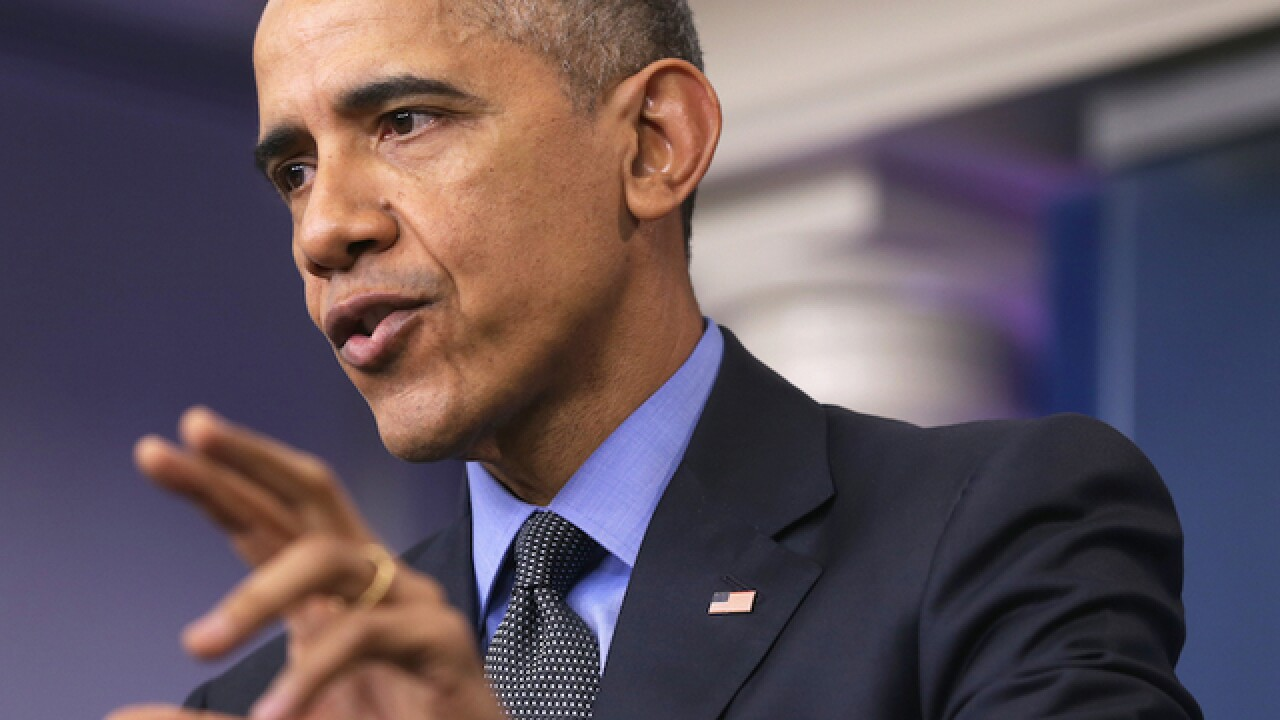 Obama vetoes bill to repeal health care law