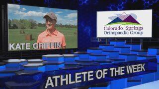 KOAA News5 Athlete of the Week: Kate Griffin, Coronado Golf