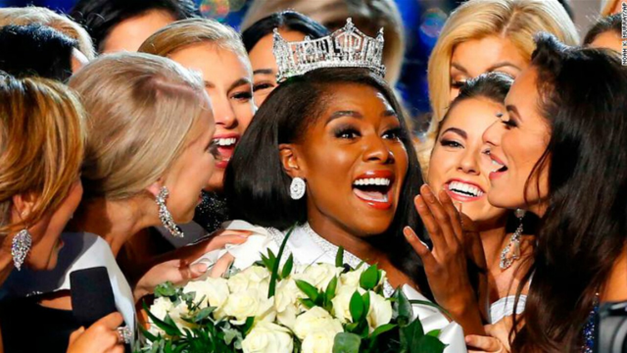 Miss America 2019 is Nia Franklin