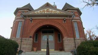 Temple Emanuel in Pueblo