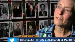 Holocaust history could soon be mandatory
