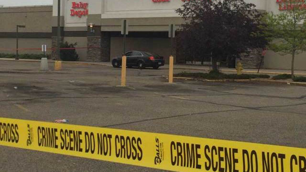 Woman dies after parking lot attack