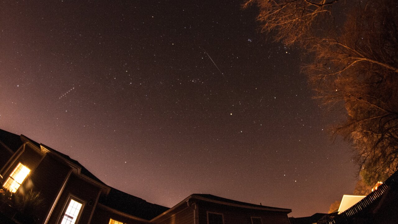 Did you see it? Spectacular meteor shower wows from coast to coast