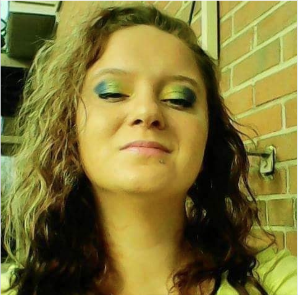 Ashley Adkins who died of an overdose in 2016.