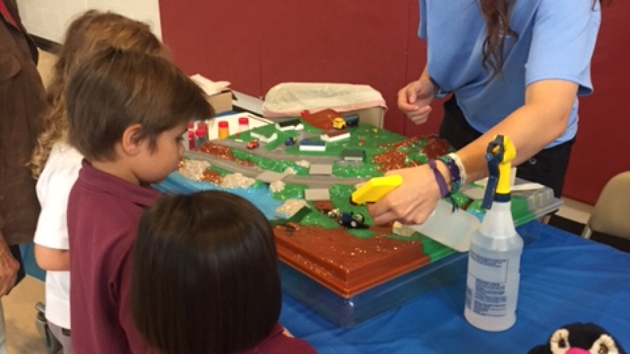 Local school hosts expo focusing on global, environmental concerns