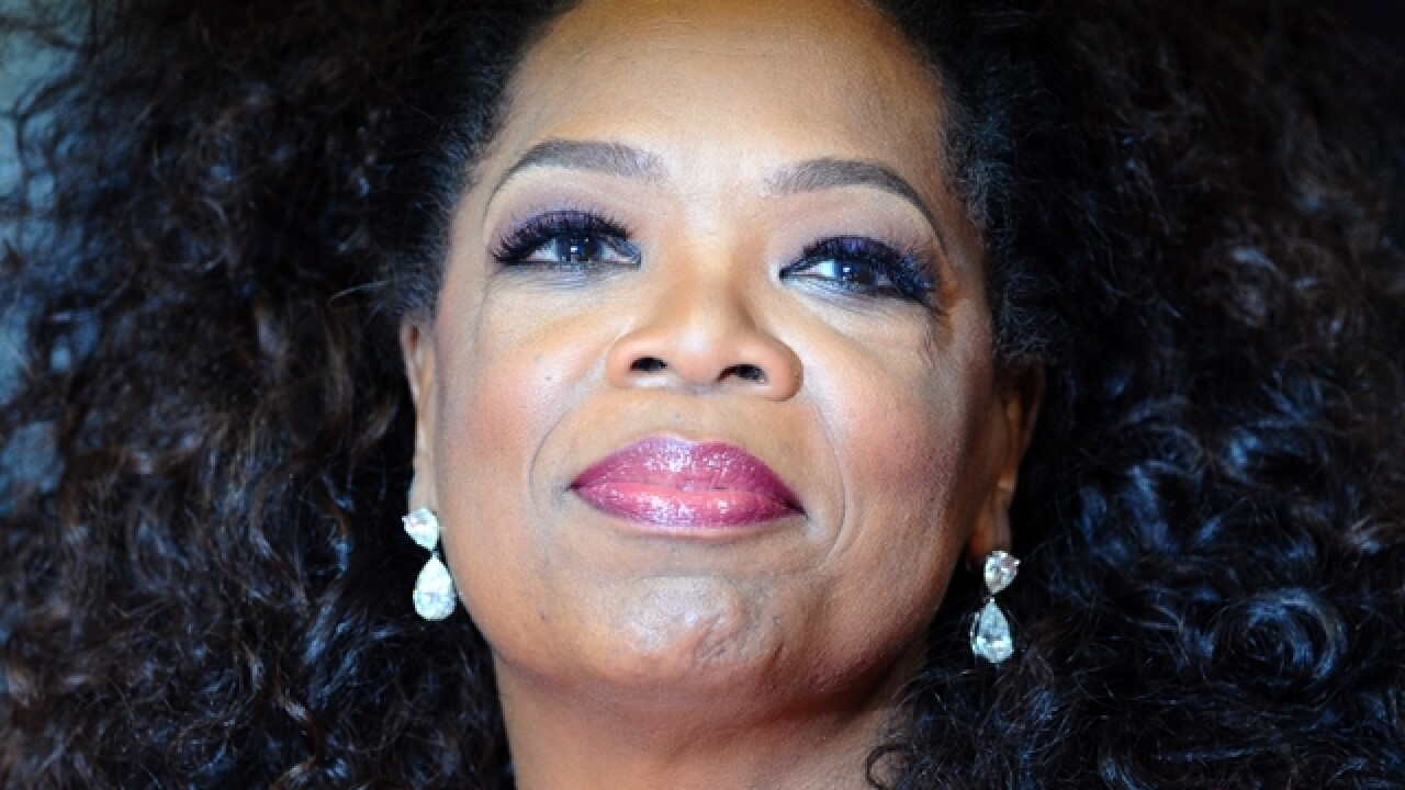Oprah's favorite things holiday guide