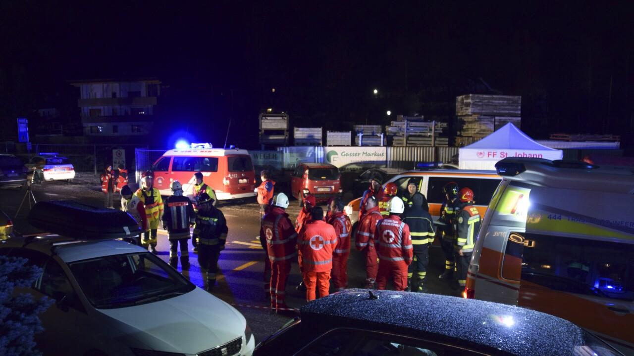 Italy Car Crash