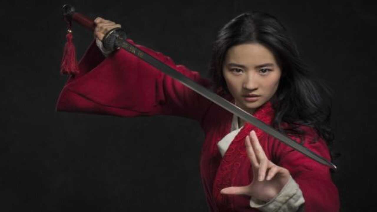 Disney Is Releasing The New Live Action 'Mulan' Straight To Streaming