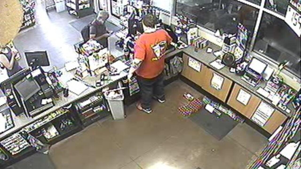PCSD: Stolen credit card used at Circle K