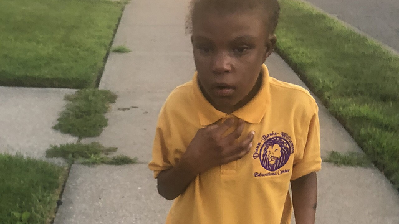 Detroit special needs student mistakenly sent to wrong school