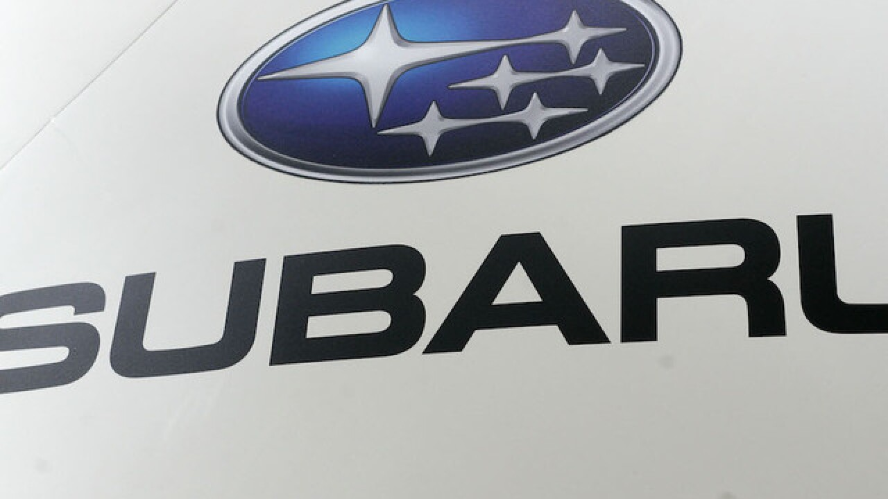 Subaru recalls some Legacy, Outback vehicles