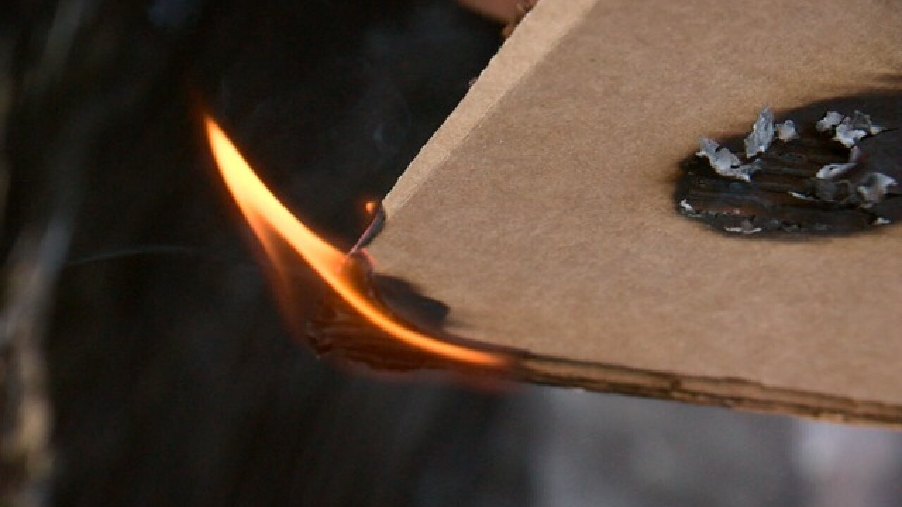 Clues fire investigators use to find cause