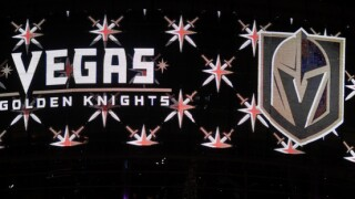 Vegas Golden Knights hosting watch party at Topgolf Wednesday