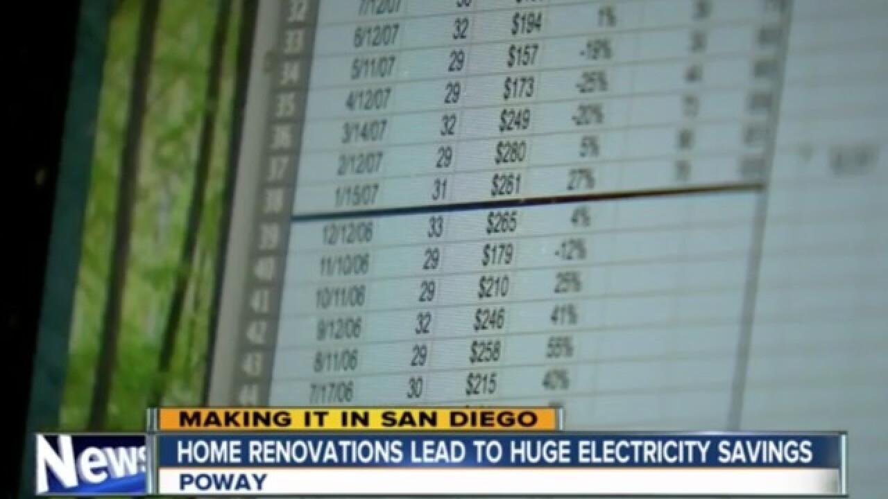 Simple home upgrades save thousands on utilities