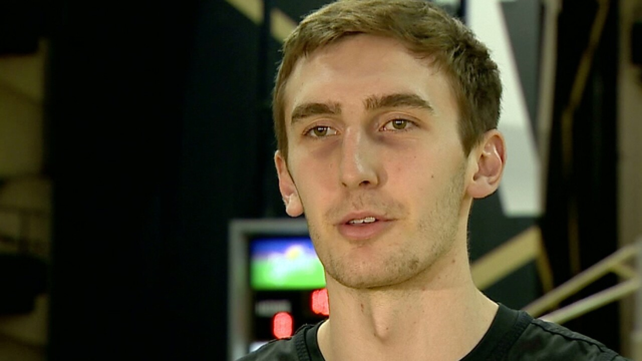 Kornet Grows Into All-SEC Star At Vandy