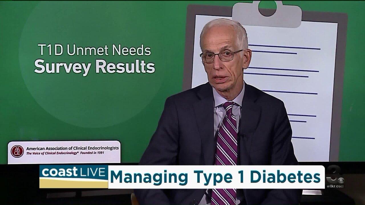The struggle with Type 1 Diabetes on CoastLive