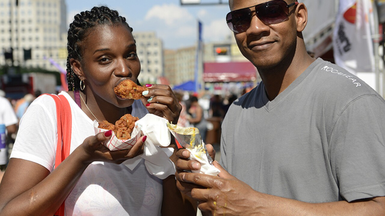 Get hungry: Taste of Cincinnati celebrates 40 years with these good eats
