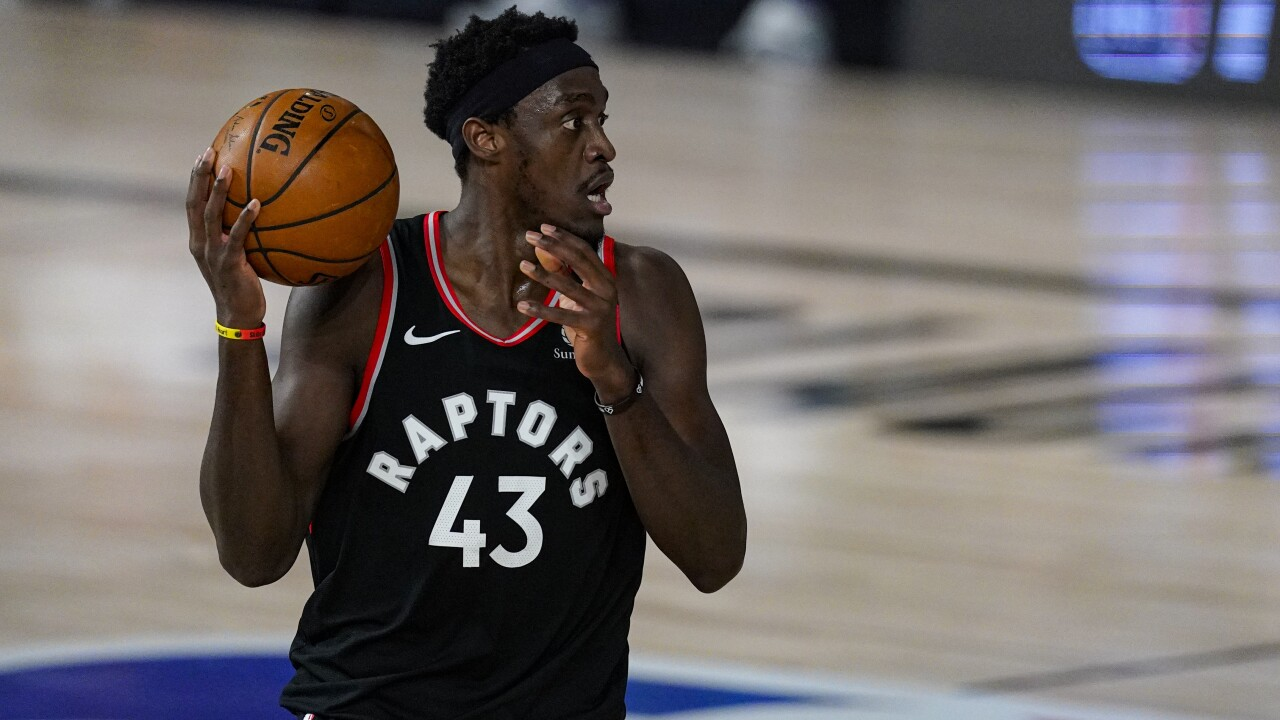 Toronto Raptors to begin next NBA season in Tampa due to COVID-19 restrictions in Canada