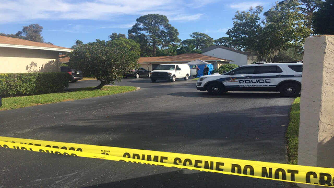 Two teens found dead in St. Pete garage