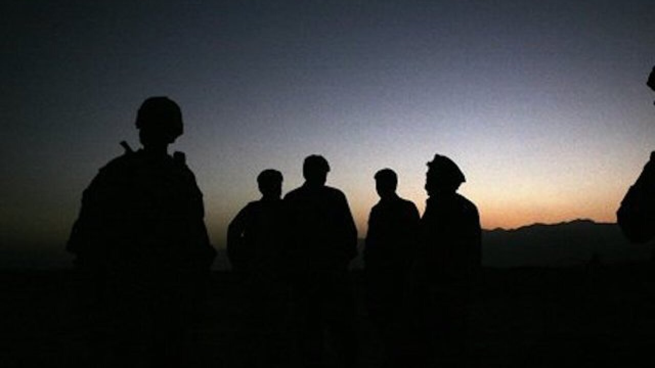 2 US soldiers evacuated from Afghan battlefield