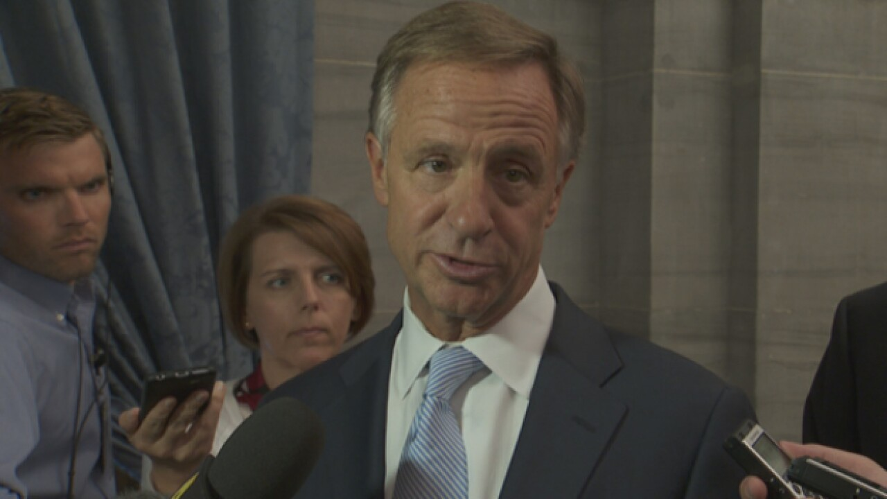 Governor Haslam Grants 5 More Executive Clemencies