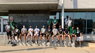 CSU basketball team vote