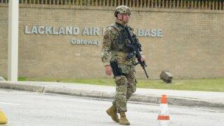 Military Base Lockdown