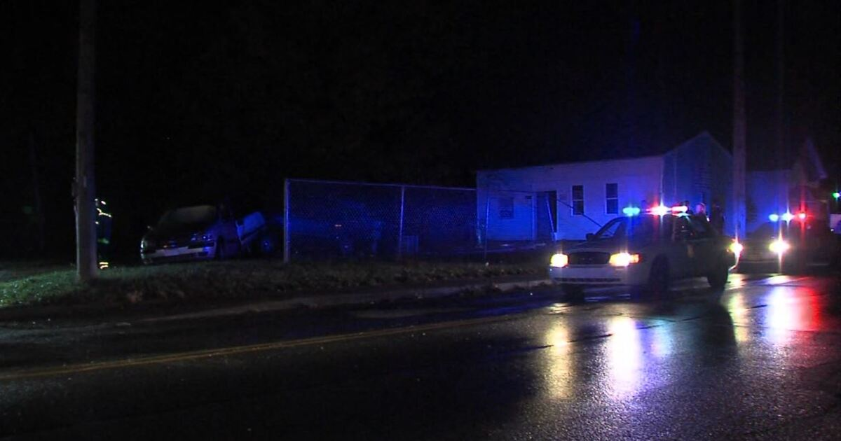 Vehicle crashes into daycare on Indy's northeast side