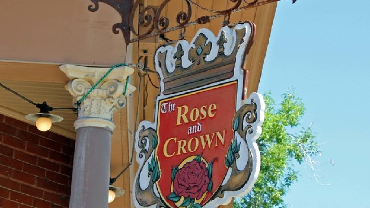 Rose and Crown, the English pub at Heritage Square in downtown Phoenix, is closing