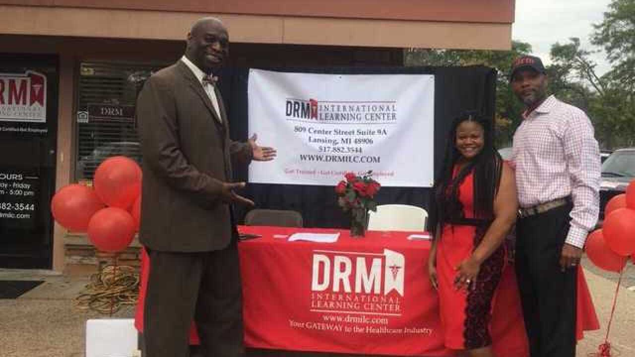 DRM International Learning Center celebrates 15th anniversary and new location