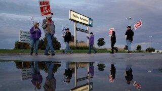 UAW strike benefits
