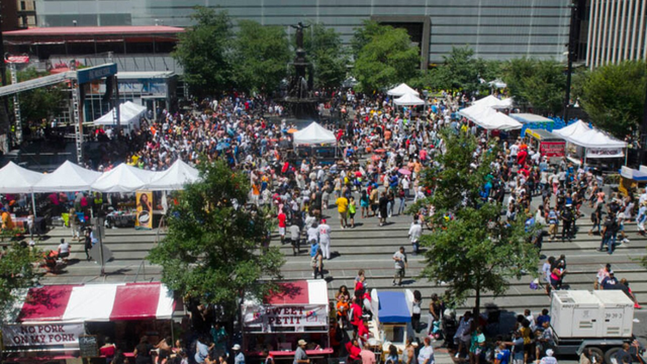 Cincy Soul: Estelle, Bilal and Big Daddy Kane to headline 2018 Cincinnati food festival