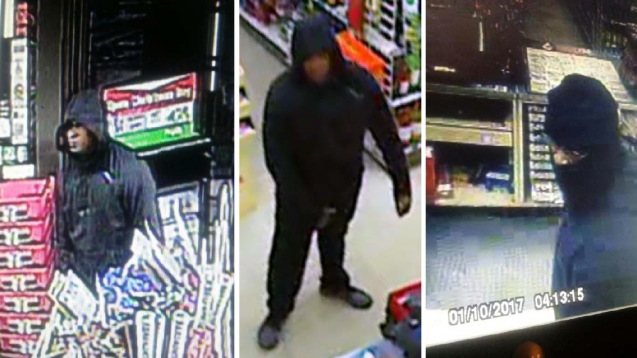 Man with squeaky voice sexually assaulted 7-11 clerk