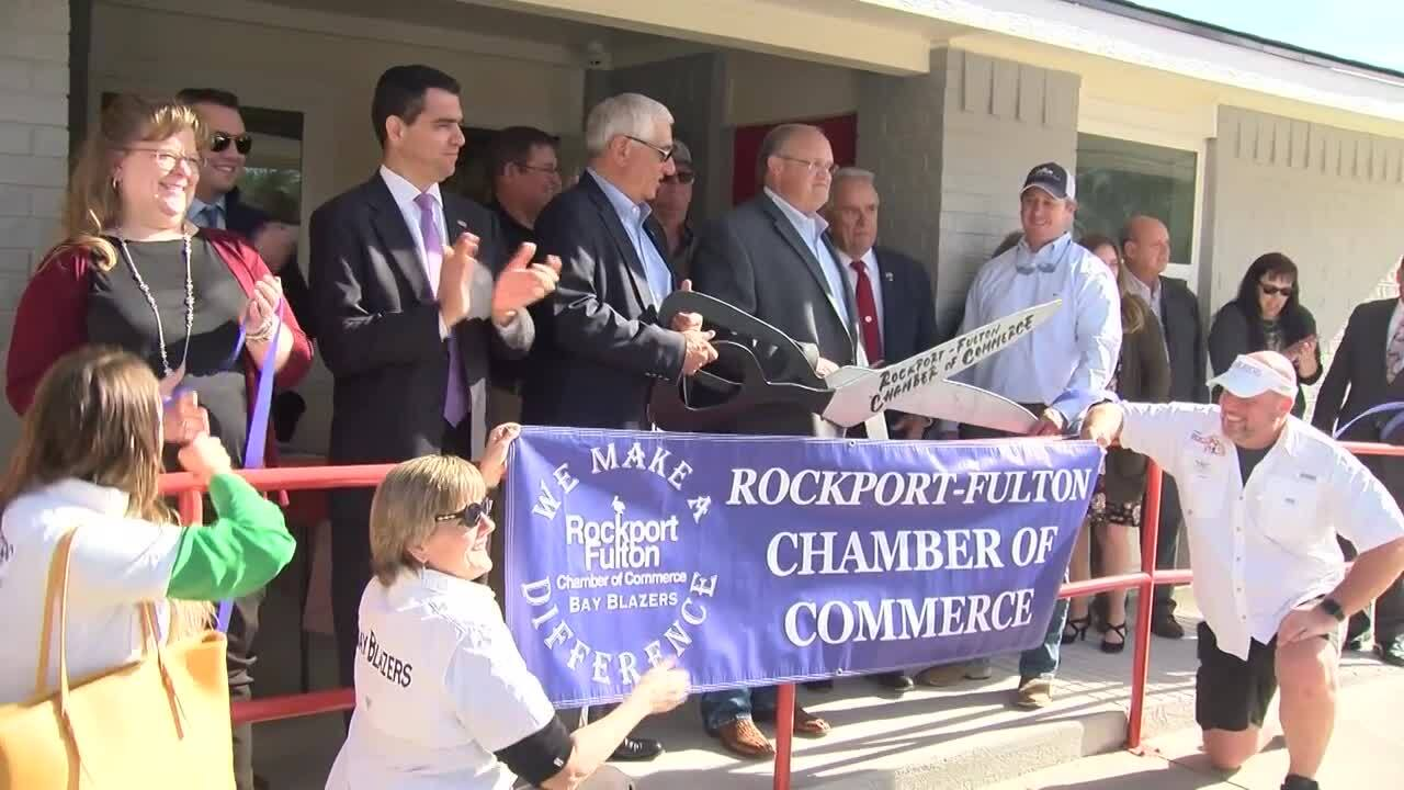 Ribbon-cutting for low-income, Harvey-damaged apartments