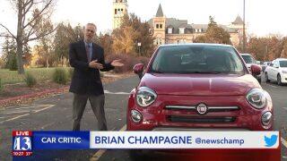 Car Critic: The slightly bigger (but still small) Fiat500X