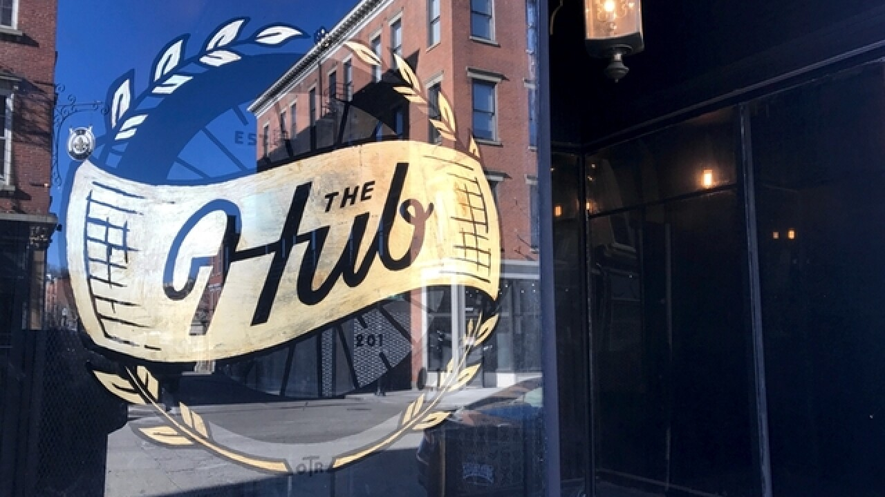 The Hub bar and bicycle shop opens in Over-the-Rhine