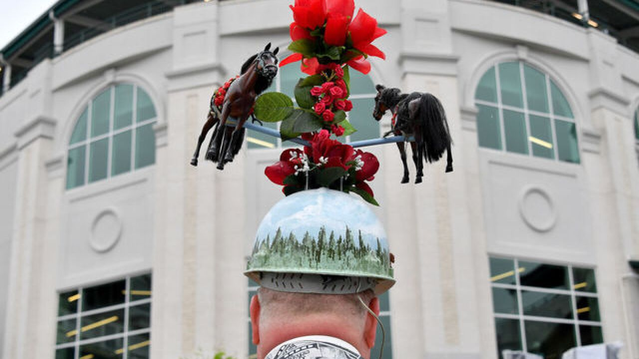 Inexperience, rain in the forecast for Kentucky Derby