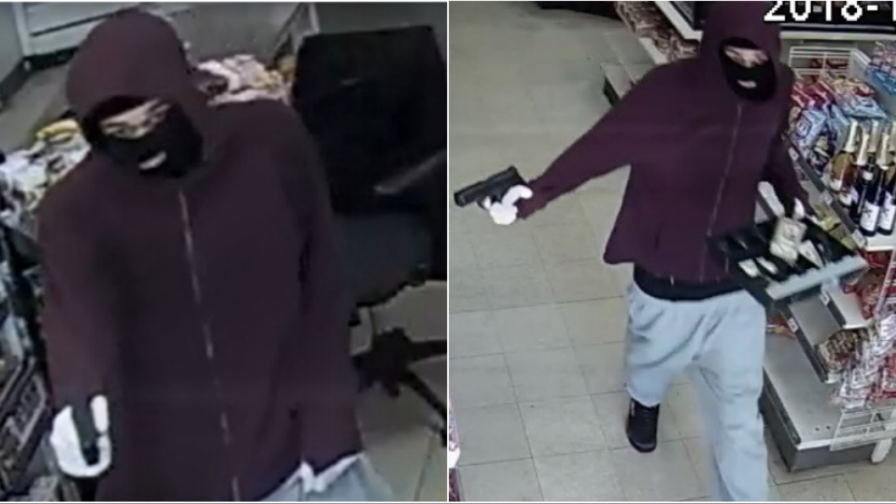 Gunman robs Ashland store, walks out with cashdrawer