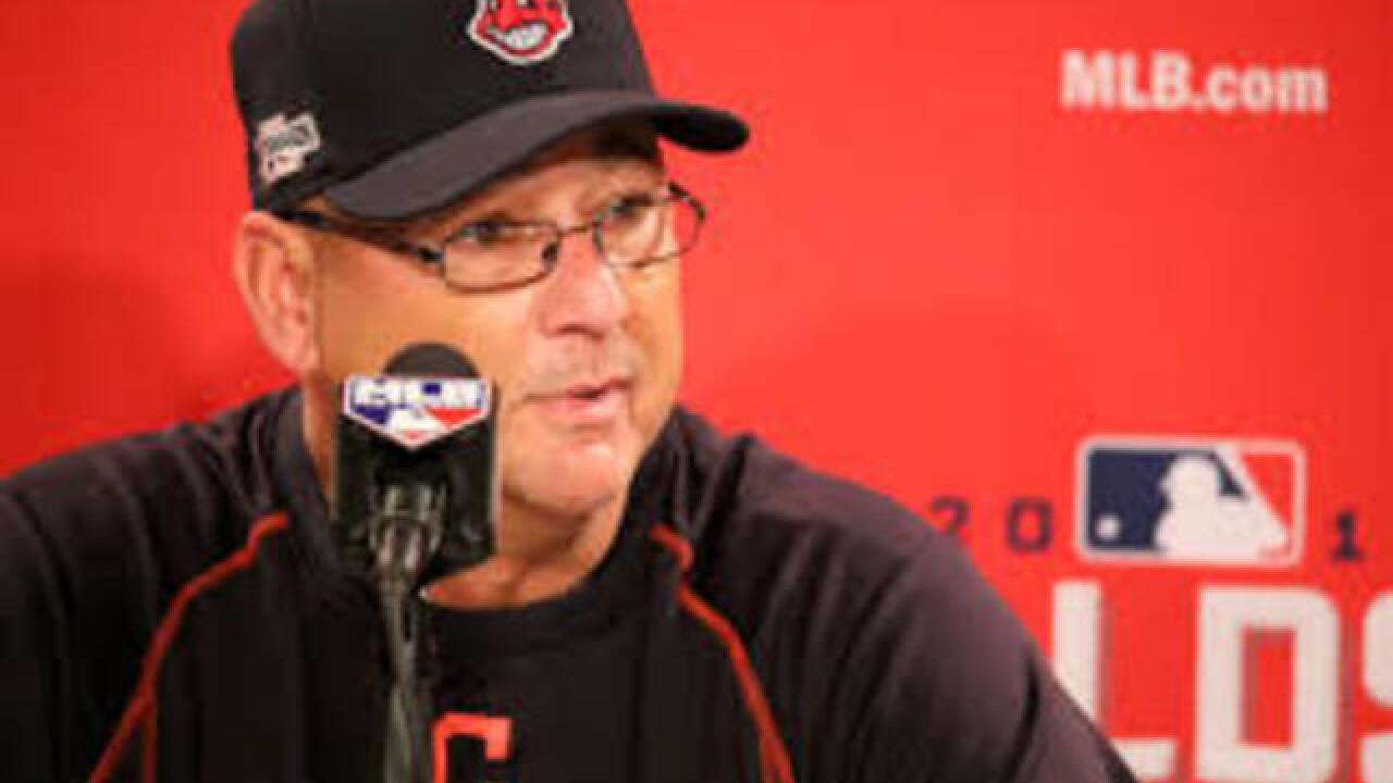 Tucson resident and Indians manager Terry Francona hospitalized, will miss game