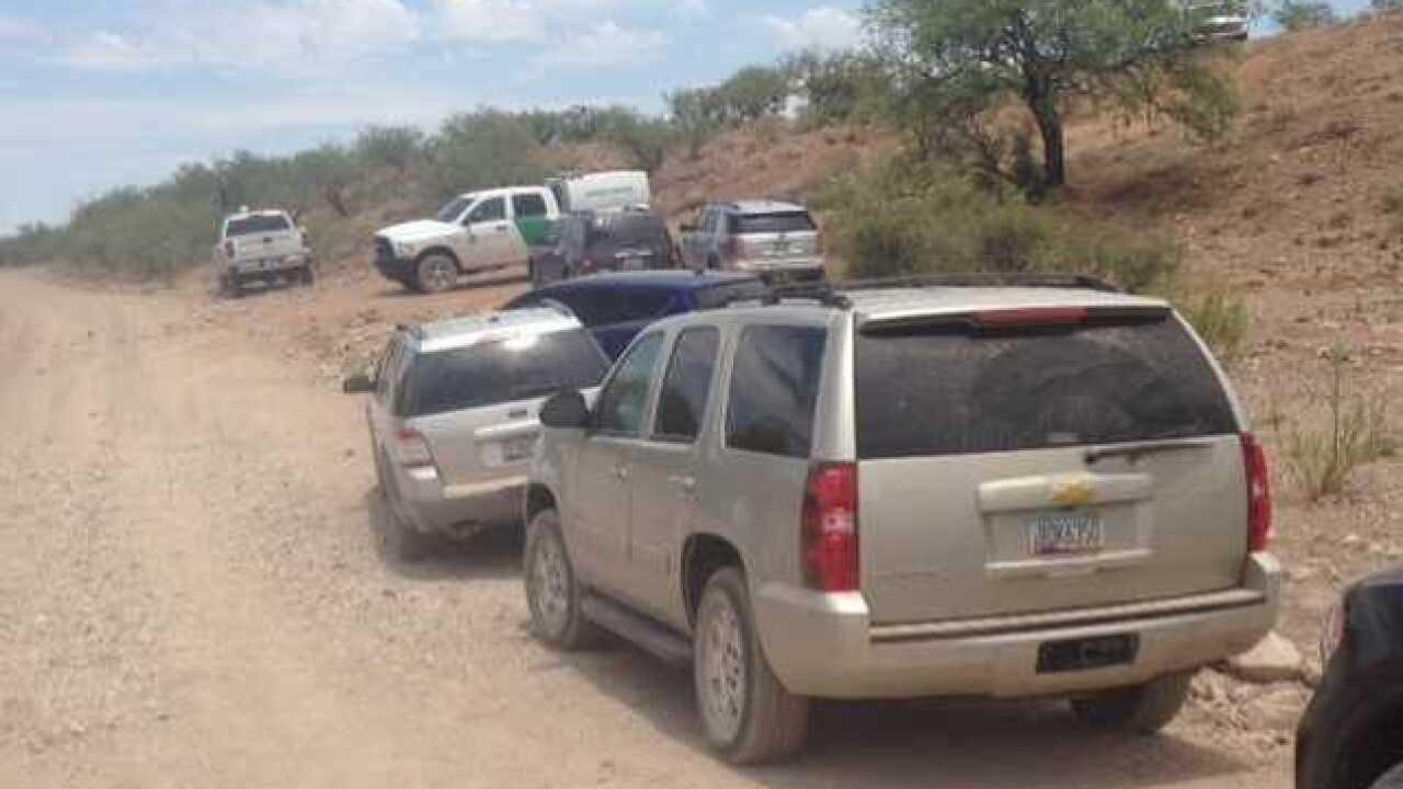 Border Patrol agent shot near Arivaca