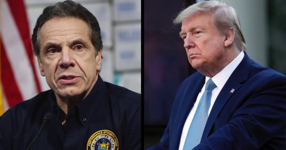 Cuomo slams Trump after report says White House wants to divert funds away from NYC